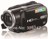 The new 3 inch screen Full HD definition Digital camera video HDV-D9S with 5x Optical Zoom CMOS sensor type 16 millions pixels