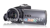 HD digital video camera HDV-C35 full HD 1080P 10 times optical zoom CMOS sensor digital camera video 16 millions pixels
