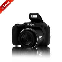 Full HD Digital camera DC-H26 telephoto 26x optical zoom digital camera 16 million mega pixel CCD sensor digital camera