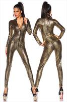 Fashion costume ds dj female women singer cutout jazz dancePole Dancing clothing Holloween party Chirstamas bodysuit