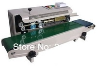 FR-900S Horizontal continuous band sealer+date printingl+spare parts,heat sealing machine,China factory
