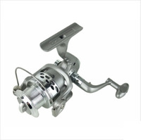 New Arrival 6BB Ball Bearings Fishing Spinning Reels Carp Fishing equipment High Speed 5.1:1 Free Shipping