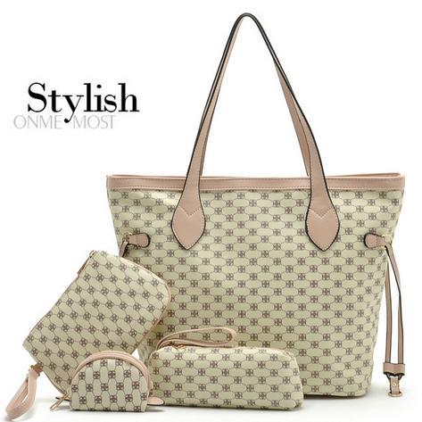 new 2014 autumn fashion preppy style stamp one shoulder bags women leather handbags women messenger bags women handbag totes(China (Mainland))