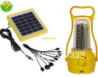 Free shipping High brightness Solar lantern ,Solar camping lighting,solar LED lighting,solar portable lights