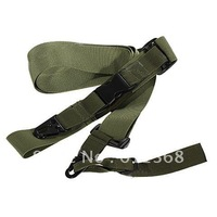 Best quality Airsoft 3 Point Gun Sling-Army green