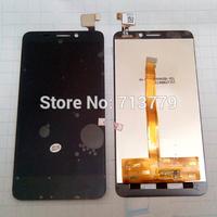 original (1pc) for Alcatel Idol S OT-6034 OT6034 OT6034R OT6035R lcd display+touch screen digitizer assembly