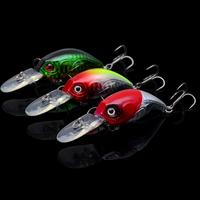 Free shipping, 5pcs 76mm8.5g tongues board chubby Zi Ya bait, high-quality bait shop
