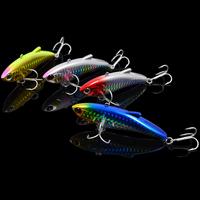 Free shipping, 2pcs 8mm 20 g VIB Lures bait, lures, high quality bait shop