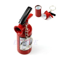 D19+Secret Safe Fire Extinguisher Shaped Stash Tin Box Pill Case Great Gift New