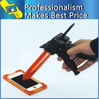 UV glue LOCA liquid optical clear adhesive + UV Glue gun helper repair tool For LCD touch screen Iphone/samsung
