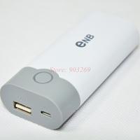 1set ENB Dual 18650 Battery Smart Power Bank Case Box For iPhone/ipad/MP4 + 2* 18650 3000mAh Battery