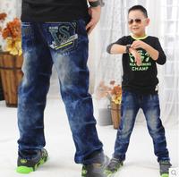 2014 new boy children's wear jeans han edition cuhk children children's casual pants