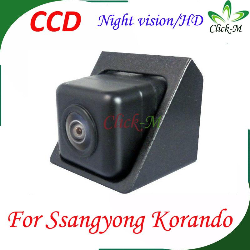 for Ssang yong Korando night vision car rear view camera For Korando CCD HD Car parking reverse camera(China (Mainland))