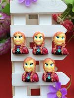 free shipping! really so popular resin frozen cabochons flat back 50pcs mixed