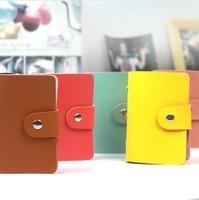 Fashion Cute Womens Wallet Holder Pocket Business ID Card Credit Bag Case Box 12 bit cards card & id holders credit card bag