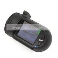 High Quality Mini 0801 Novatek Blackbox Car DVR With A2S60 + OV2710 + Full HD 30FPS+ G-Sensor+Cycle Recording Wholesale