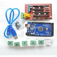 Mega 2560 R3 + RAMPS 1.4 + 5pcs A4988 Stepper Driver Module  + 5pcs Heat Sink for 3D Printer kit Reprap