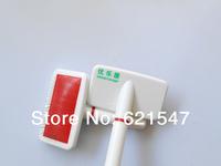 customized logo printing Stainless steel pin pet brush for dog grooming brush pet comb