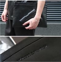 Men & Women hot gun bag 3d cartoon bag pistol bag PU Leather