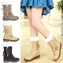 fur snow boots women reviews
