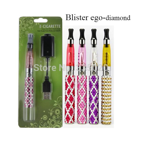 , 650mah 900mah 1100mah CE4 USB + Blister eGo Diamond