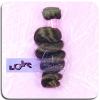 6A Grade Spiral Curly Brazilian Virgin Hair Weave in Natural Color,100g/pc Full End Double Wefted Super Wave Hair Bundle