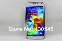 NEW arrival Fingerprint MTK6572 S5 phone android4.4 RAM 512 ROM 4GB 5MP 1:1 S5 I9600 phone Air Gesture Free shipping