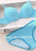 famous brand high quality push up Deep V lace bra set one-piece fashion sexy women underwear set lingerie bra sets