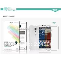 3pcs High Quality Nillkin HD Clear Guard Film Cover Sreen protector For Motorola Moto X PHONE XT1055 Free Shipping