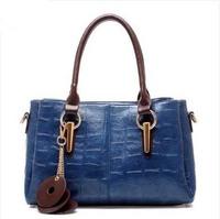 Paul women's genuine leather handbags 2014 womens handbag fashion leather bag messenger bags free shipping