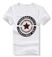 New 2014 Summer Men T Shirt,Casual Cotton Tee Shirt Men Short Sleeve,Slim Fit T-Shirt Men O-Neck Tees,Plus Size  MT01