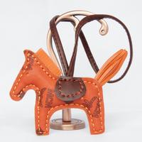2014 Novelty Items Horse Key Chain Pony Handbag keychains Brand chaveiro Women Leather Key Holder Car Key Souvenir Trinket 02