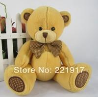 Teddy Bear plush toy doll stuffed bear valentine butterfly knot Bear 15CM