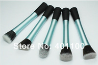 5 Pcs/Set Concealer Brushes Dense Powder Blush Brush Cosmetic Makeup Tool Dropshipping Retail SKU:M0285