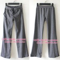 women's sports casual female health pants straight pants yoga lounge casual pants wholesales