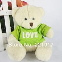 Factory Direct Plush teddy bear dressed Yi Jia 15CM plush toys