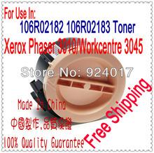 Refill Toner For Xerox Phaser 3010 3040 3045 Printer,106R02180 106R02181 Toner For Xerox Workcentre 3045,For Xerox 3045 Toner