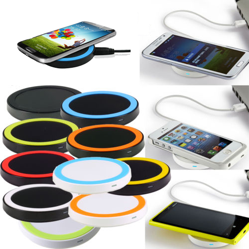 Qi Q5 Wireless Charging Pad wireless charger for Nokia Lumia 920 820 LG Nexus 4 Nexus 5 USB Port(China (Mainland))