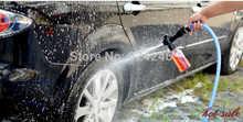 Free shipping multifunctional foam car washer water gun car washing gun Household High Pressure Car Washer device(China (Mainland))