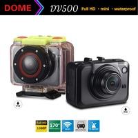 2014 newest DV500 Wifi DV Sport Action Camera Diving 60M Waterproof IPX8 1080P Full HD Helmet Sports Bicycle Sport DV 12MP H.264