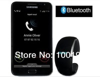 5pcs Smartwatch Bluetooth Wireless Bracelet Watch Caller ID Display + Vibrating Alert for Iphone 5 5s for Note 3 S3 S4 Mobiles