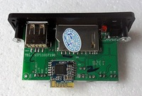 009L mp3 bluetooth decoder board 2 -3w amplifier fm radio 5v wireless audio module  SU286