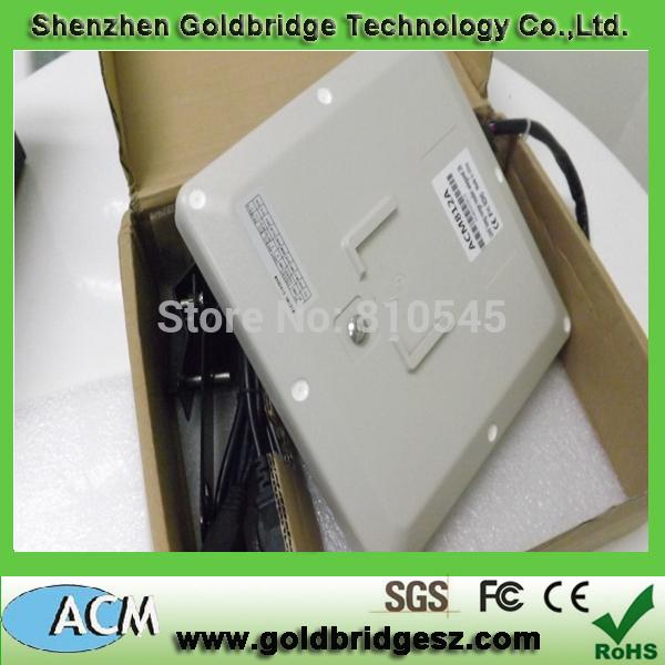 2014 new arrival Long range integrated reader (2.5m) uhf gate reader long range rfid uhf reader(China (Mainland))