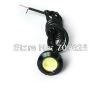 High Power 23mm LED Brake Light Car DRL Daytime Running Light Reverse Lamp License Plate Light Aluminum 100% Waterproof Fog Lamp