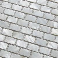 Beach style mother of pearl tiles backsplash subway natural tub tile shell wall tiles white mosaics kitchen backsplash tiles