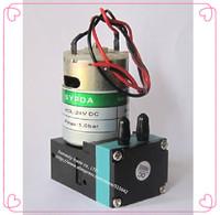 Vacuum pump / air pump / vacuum pump Flow rate: 300 ml / min
