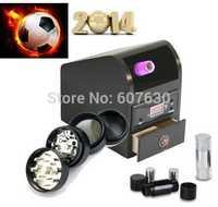 110v or 220v vp102 Digital Vaporizer Herb Vaporizer  +Herb grinder +pollen press kd#1