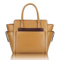 2014 New Arrival  korss designer big smiley bag  women leather handbag bolsas