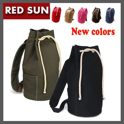 2014 Korean new 7 colors large capacity men drawstring backpack canvas bucket bag unisex Fashionable concise basketball bags1014(China (Mainland))