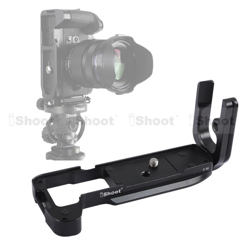 Штатив для фотокамеры IShoot l Olympus om/d e/m1  IS-E-M1 фотоаппарат olympus om d e m5
